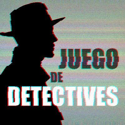 El Juego de los detectives   No dice nada de lo que está viendo