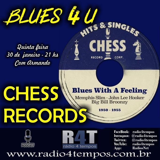Rádio 4 Tempos - Blues 4 U 17:Rádio 4 Tempos