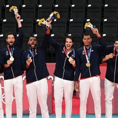 Jeux Olympiques 2020 - Le volley au sommet