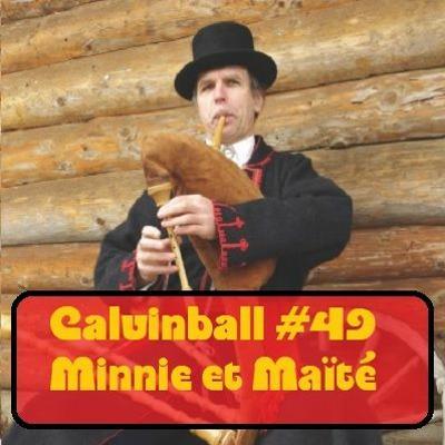 Calvinball #49 - Minnie et Maïté