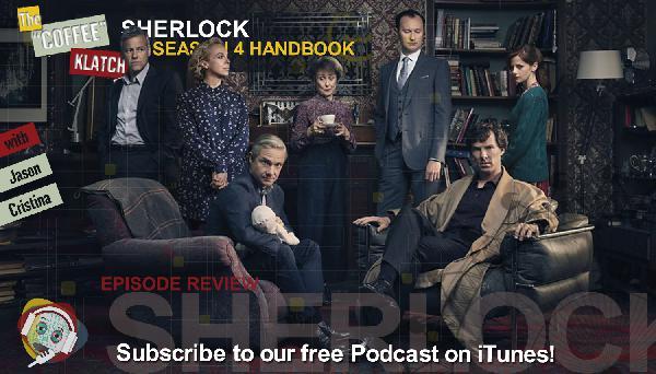 SHER- Sherlock S4 Handbook - Westworld