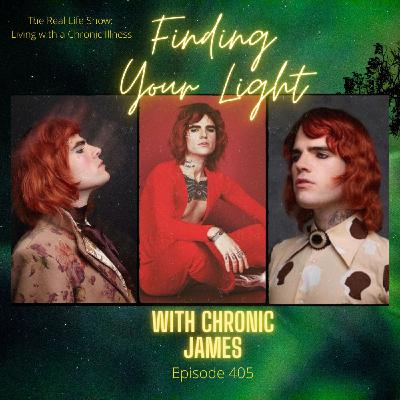 Finding Your Light with Chronic James