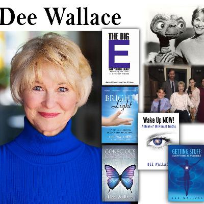 """Harvey Brownstone Interviews Star of """"E.T."""", """"Cujo"""" and many more films, Author, Spiritual Teacher and Healer, Dee Wallace"""