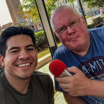Jose Gallegos - Filmmaker | The Balkan Adventures Podcast