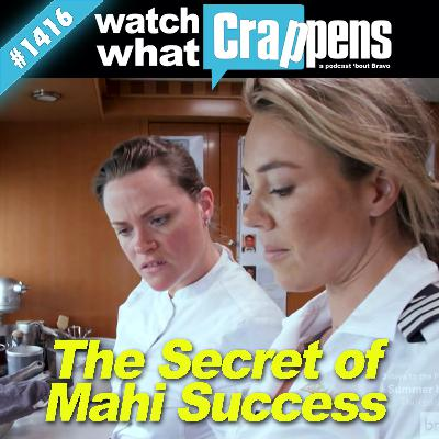 Below Deck:  The Secret of Mahi Success