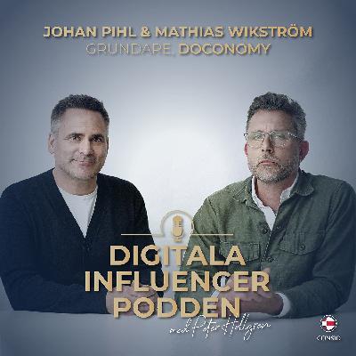 65. Mobiltjänsten som mäter dina klimatavtryck | Johan Pihl & Mathias Wikström, grundare av Doconomy
