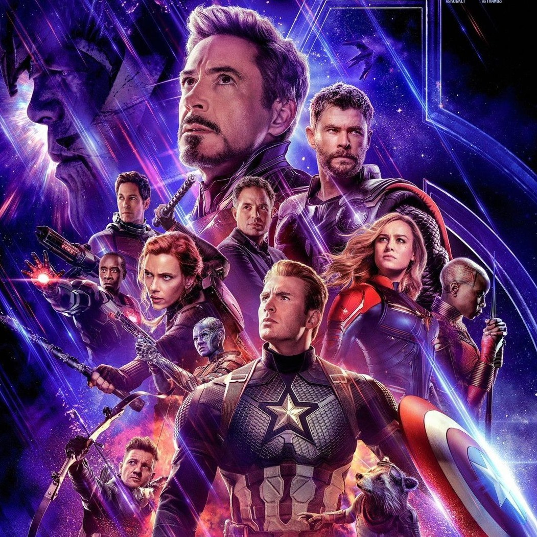 AVENGERS ENDGAME Review - (Spoilers)