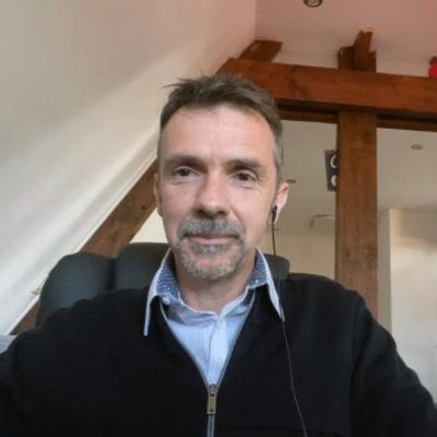 Interview 25.3.2021 - Franck Thilliez