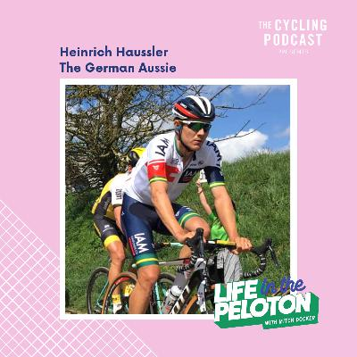 2: Life in the Peloton – Heinrich Haussler