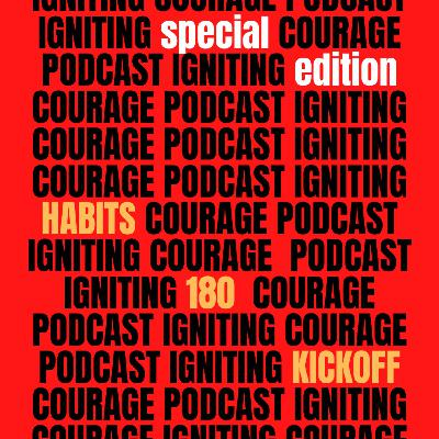 SPECIAL EDITION: Habits 180 kick off