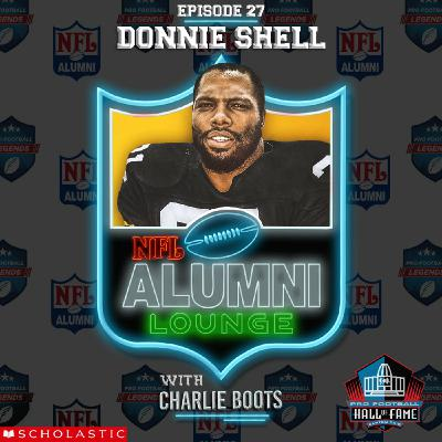 Donnie Shell (NFL Hall of Famer)
