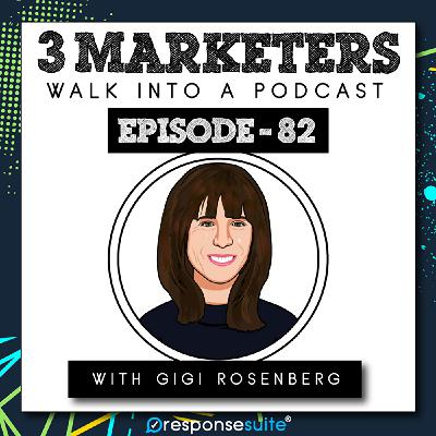 082: Top Tips To Improve Your Live Presentation Style [Gigi Rosenberg]