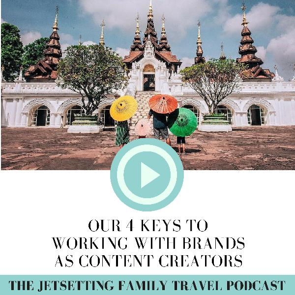 Our 4 Keys to Working With Brands as Content Creators