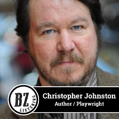 45. Christopher Johnston - Author/Playwright