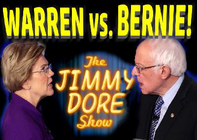 Warren vs. Bernie!