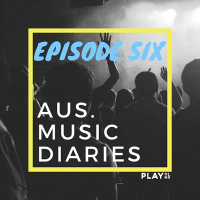 Episode Six: Kult Kyss, Jeremy Neale, Quivers, Turn South, Poolroom. + Moody Beach, Tamara and The Dreams