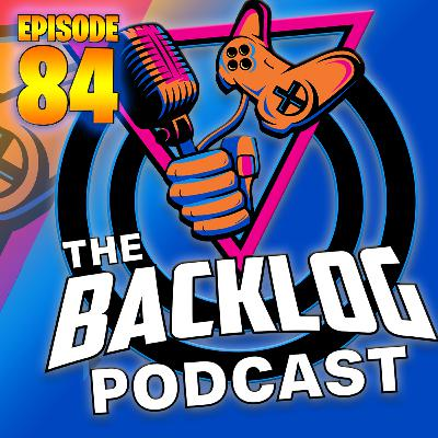The Backlog Podcast - Classic Board Games in a Digital World - The Backlog Grows to 84