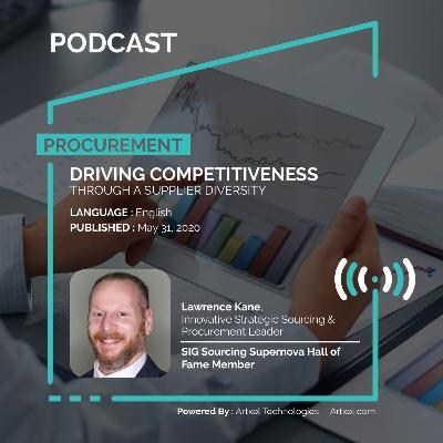 77. Driving competitiveness through a supplier diversity