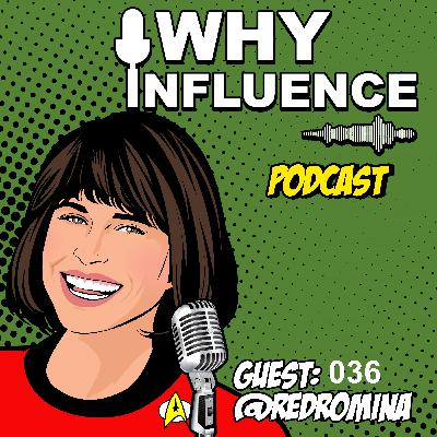 Romina Shares How To Show Your Voice To The World and Influence. | 036