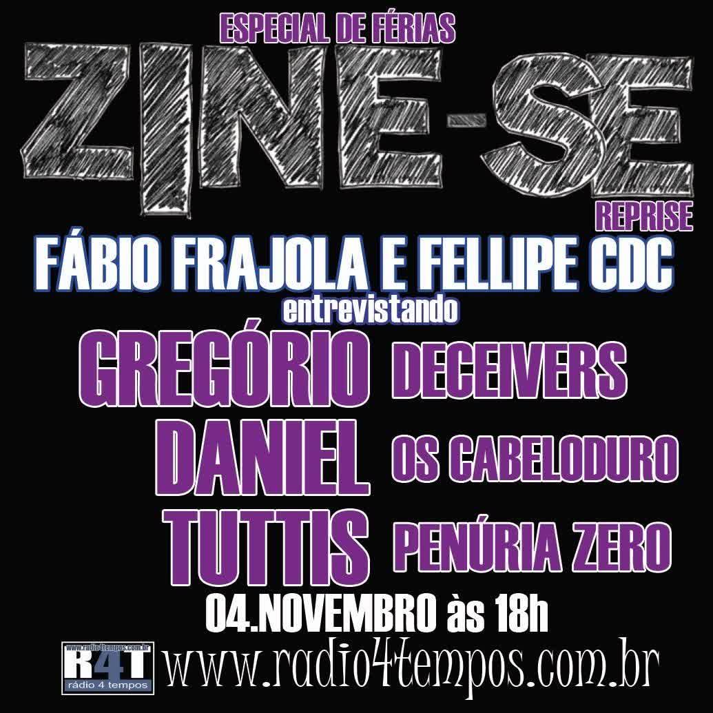 Rádio 4 Tempos - Zine-se 75