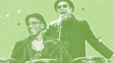 You Just Can't Peg Pedrito Martinez And Rubén Blades