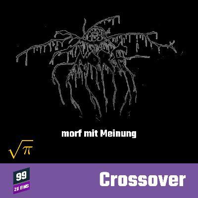CROSSOVER - morf mit Meinung - KI und ihre politischen Auswirkungen