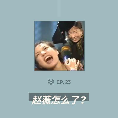 【第23期】赵薇怎么了?