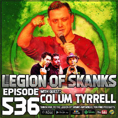 Episode #536 - That's The Milk - Colum Tyrrell