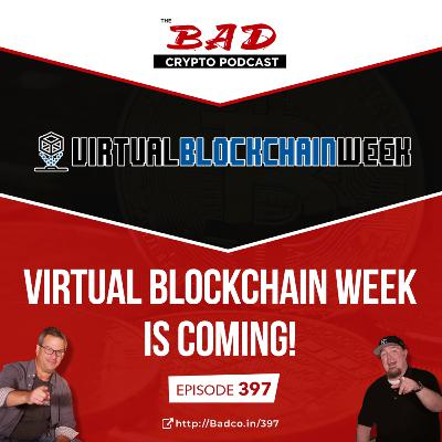 Virtual Blockchain Week is Coming!