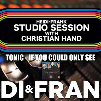 HF Studio Session With Christian James Hand 11/30/20