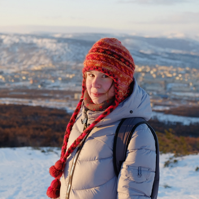 Антропология севера | Анастасия Карасева