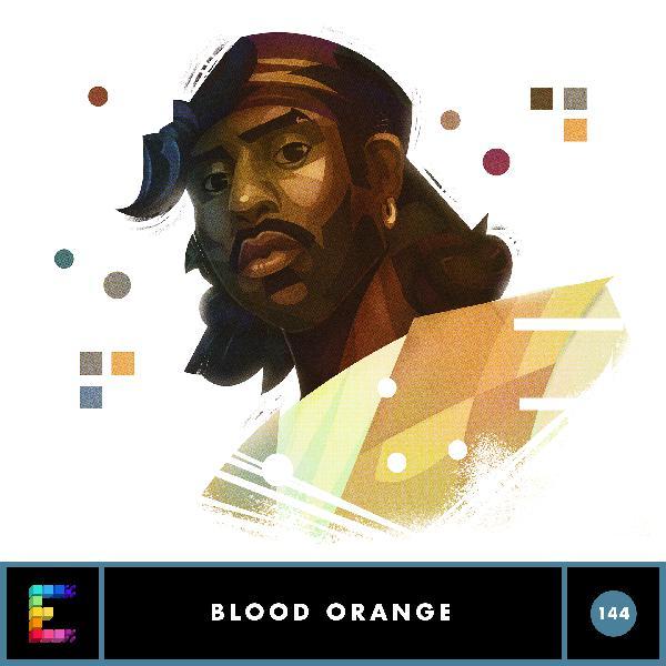 Blood Orange - Saint