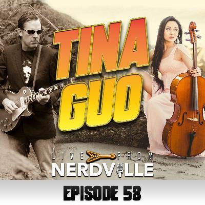 Episode 58 - Tina Guo - July 7th 2021