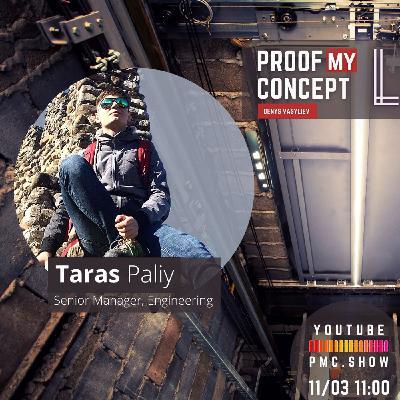#52 Taras Paliy, Roman Soprun: Lift Me Up