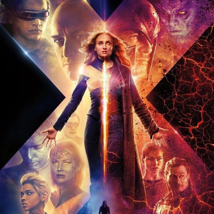 Dark Phoenix ..it is better than Apocalypse 😊
