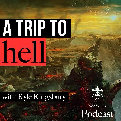 EA Ep. 33 - High-dose psilocybin and why you want to take a trip to hell with Kyle Kingsbury
