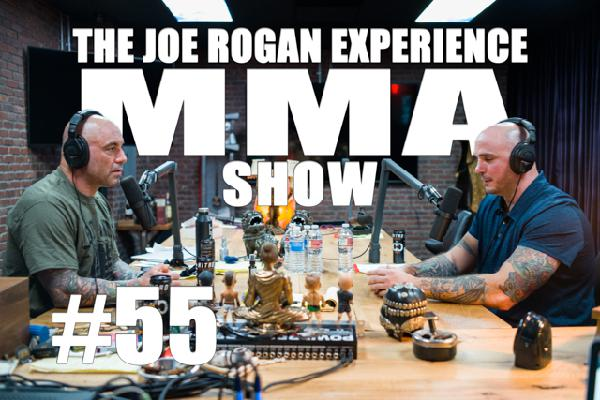 JRE MMA Show #55 with Kelly Pavlik