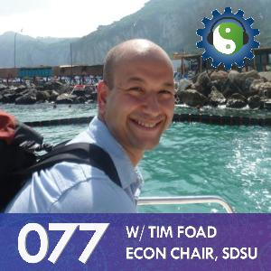 077 - with Tim Foad - On Economics, Technology, and Productivity