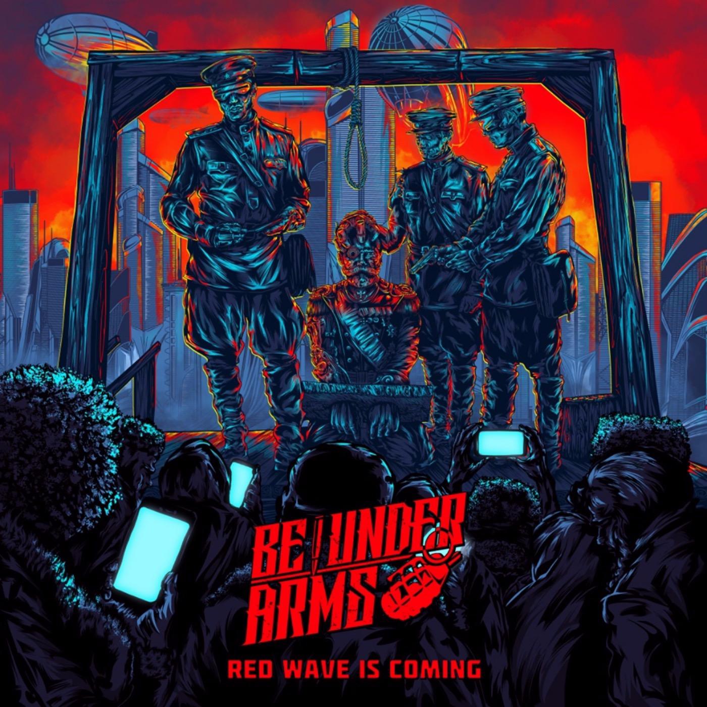 Выпуск 68: Красный террор - BE UNDER ARMS 2.0 (feat Владимир и Анна) #68