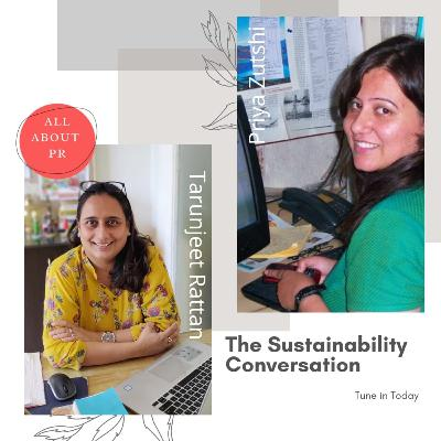 Ep 10 : The Sustainability Conversation