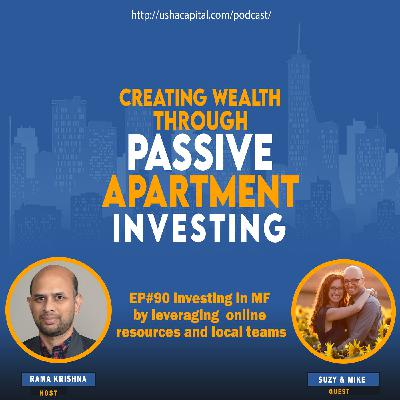 EP#90 Investing in MF by leveraging online resources and local teams with Suzy Sevier and Michael Barnhart