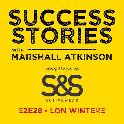"""Success Stories Ep 28 - """"The Elephants in the Screen Printing Industry"""""""