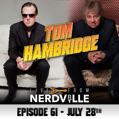 Episode 61 - Tom Hambridge - July 28th 2021