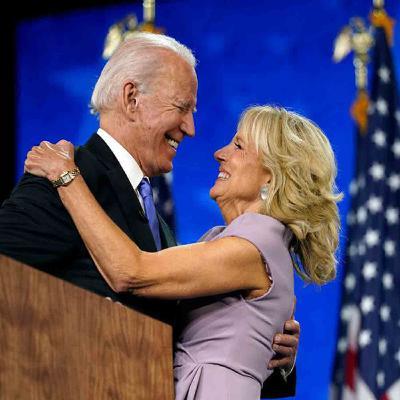 Jill et Joe Biden, une histoire d'affection, d'engagement et d'ambition