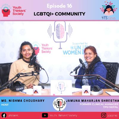 Episode 16 - LGBTIQ+ Community