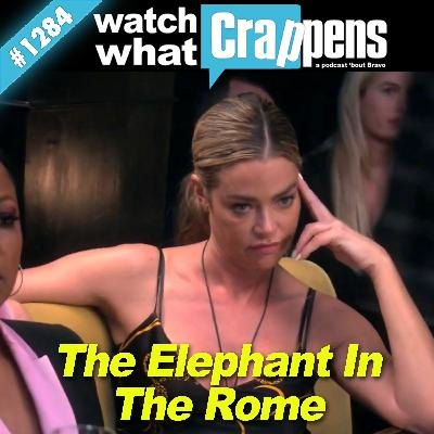 RHOBH: The Elephant In The Rome