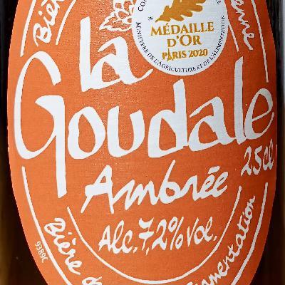 G'sichts-Ejakulation beim Franken-Tatort  Bier: La Goudale Ambrée
