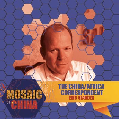 The China/Africa Correspondent (Eric Olander, American Journalist)