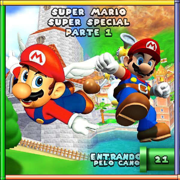 Super Mario Super Special, Parte 1