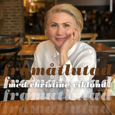 007 Christine Viklund om kampen mot anorexi, hoppet om psykisk hälsa och att visa sårbarhet som ledare